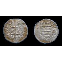 Žigmund Luxemburský denár H 578 KS kríž