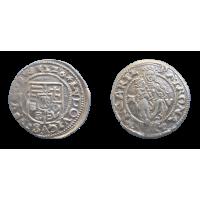 Ľudovít II. Jagelovský denár 1526 AV HK
