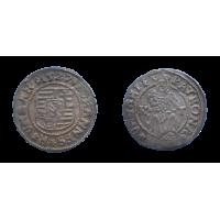 Ján Zápoľský denár 1527 KT