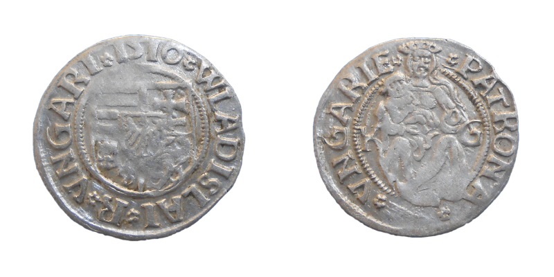 Vladislav II. Jagelovský denár 1510 KG