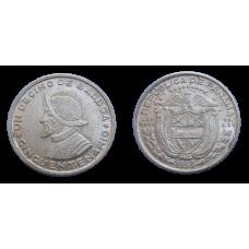 Panama 1/10 Balboa 1953