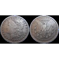 USA 1 Dollar 1891 S