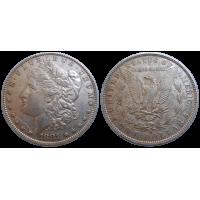 USA 1 Morgan Dollar 1881 O