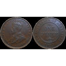Australia One Penny 1933