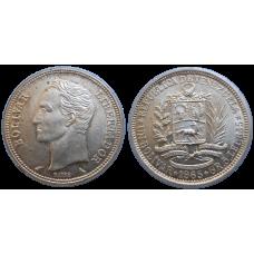 Venezuela 1 Bolivar 1965