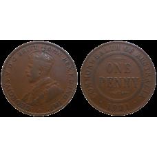 Australia One Penny 1921