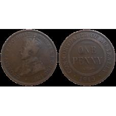 Australia One Penny 1913