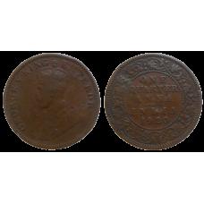 India 1/4 Anna 1920