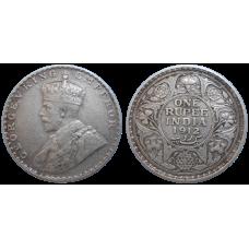 India 1 Rupee 1912