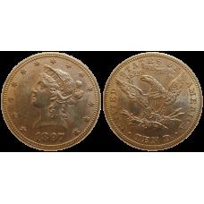 USA 10 Dollar 1897 Liberty