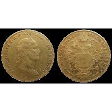 František II. Dukát 1835 A